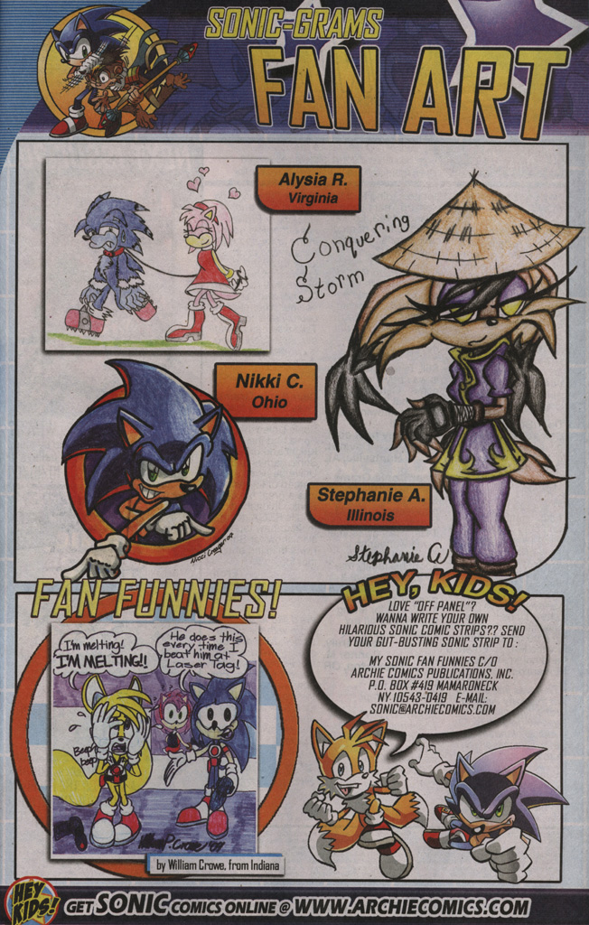 Sonic - Archie Adventure Series November 2009 Page 32