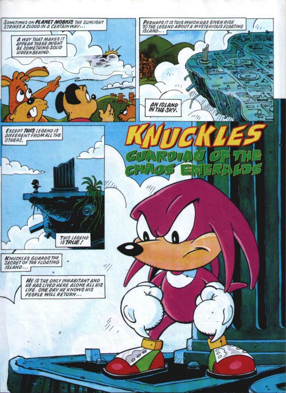 Sonic Holiday Special - Summer 1994 Page 30