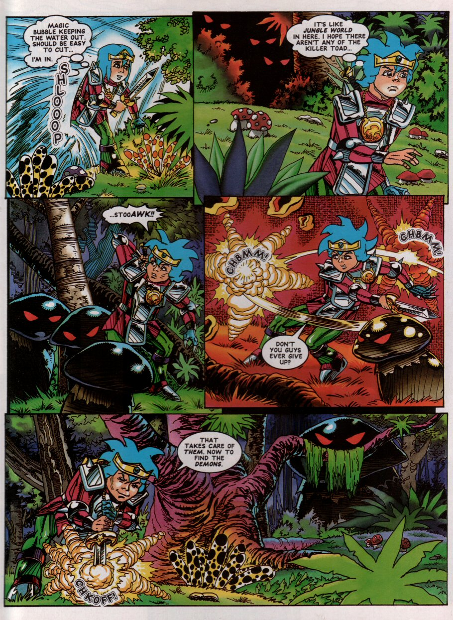 Sonic - The Comic Issue No. 005 Page 28