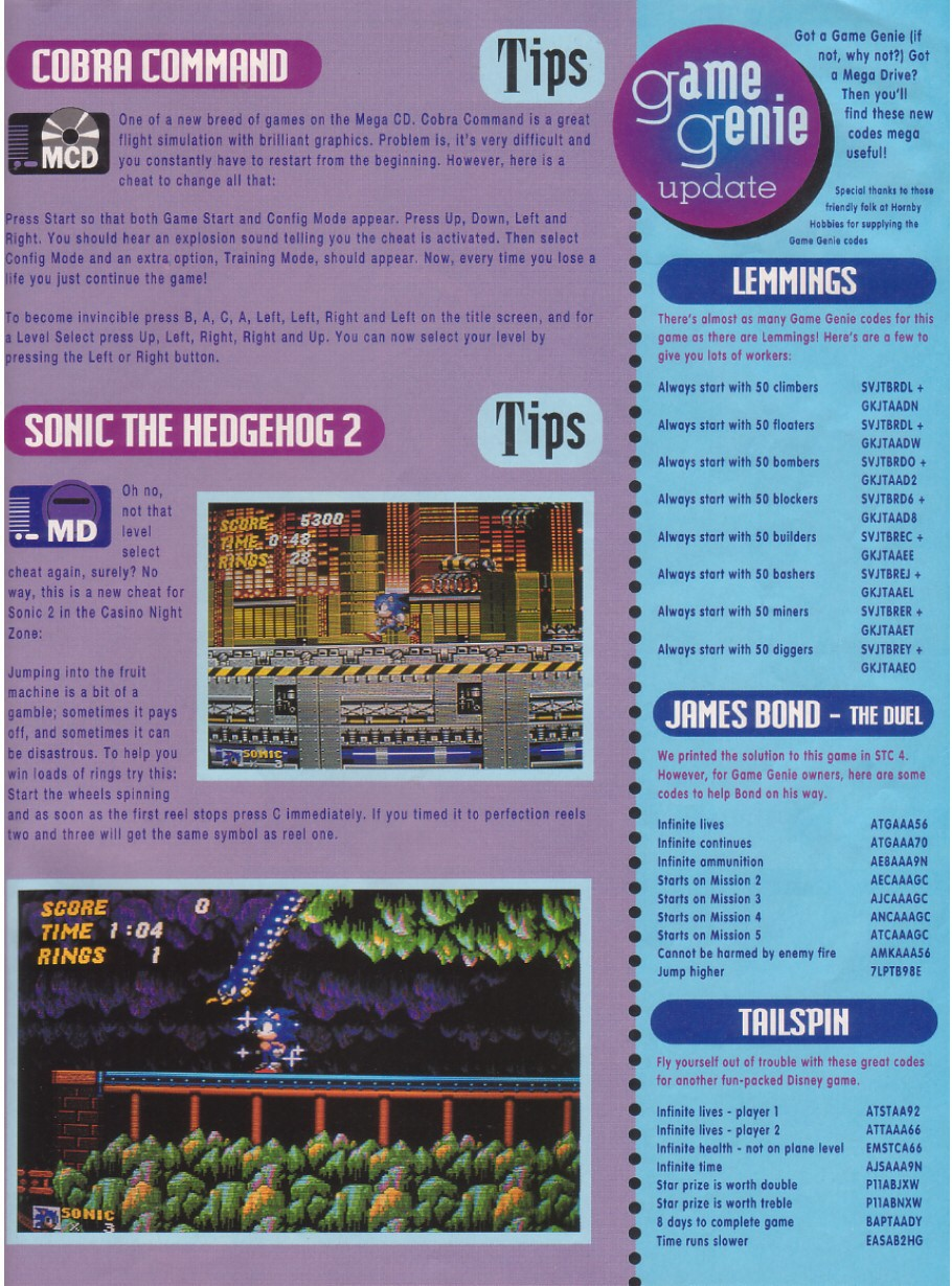 Sonic - The Comic Issue No. 007 Page 24