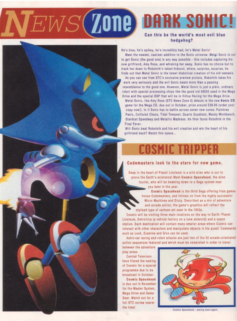 Sonic - The Comic Issue No. 008 Page 17
