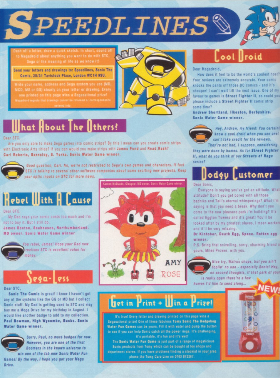 Sonic - The Comic Issue No. 008 Page 30