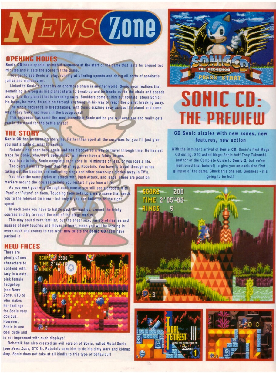 Sonic - The Comic Issue No. 009 Page 16