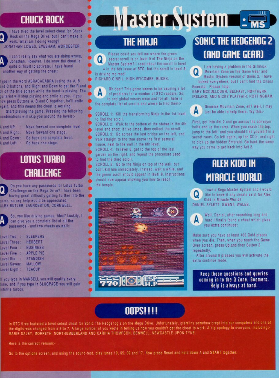 Sonic - The Comic Issue No. 009 Page 25