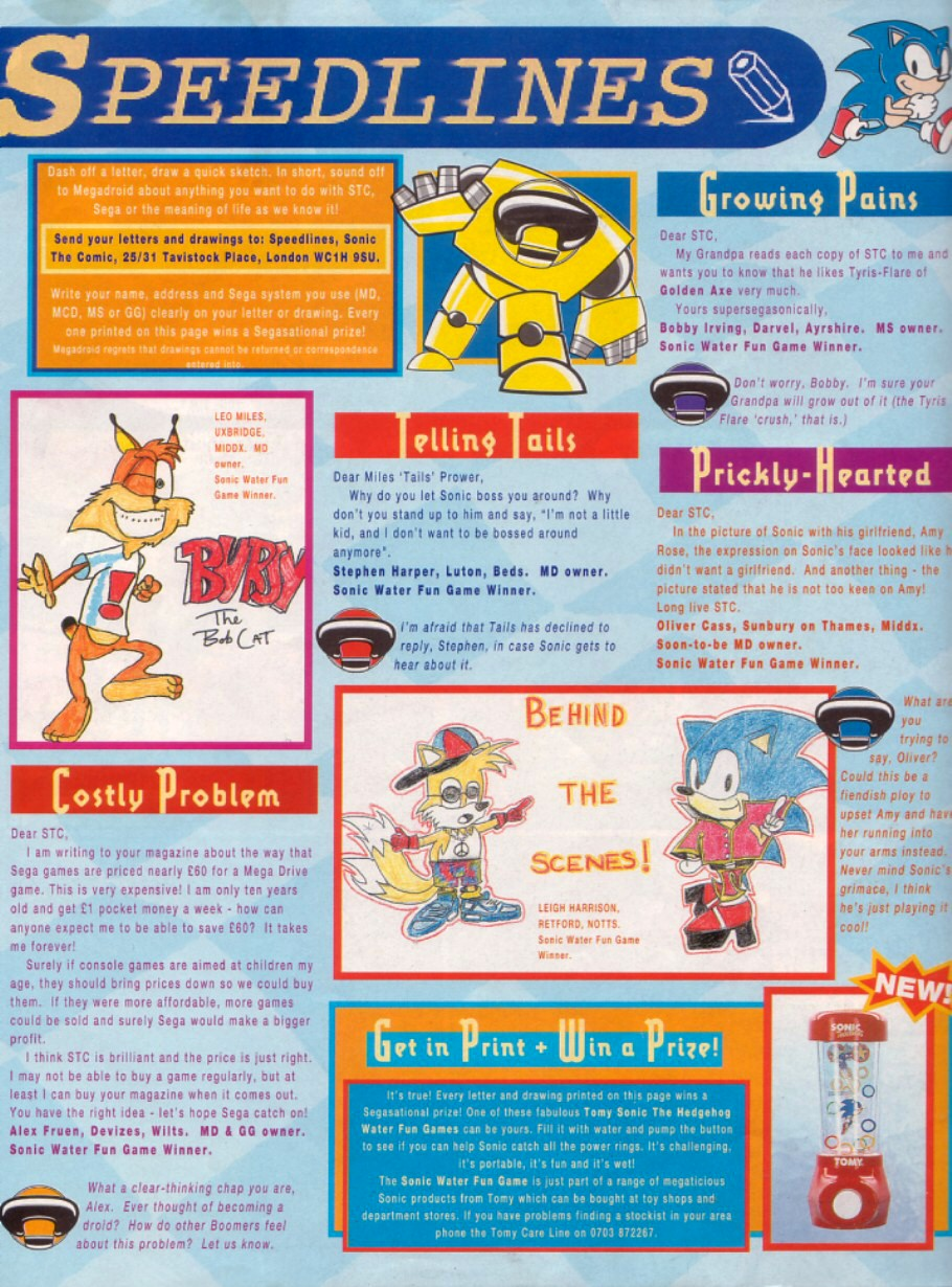 Sonic - The Comic Issue No. 009 Page 30