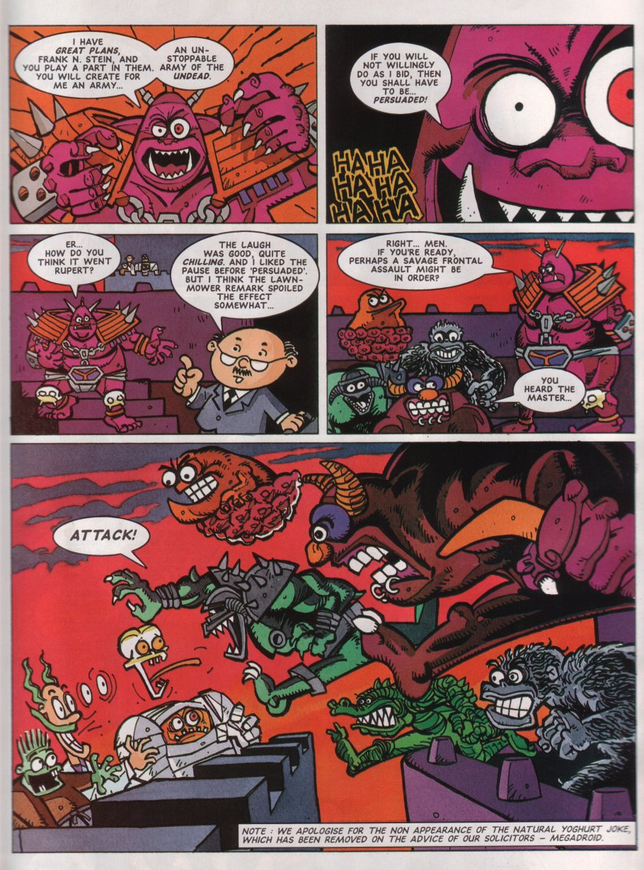 Sonic - The Comic Issue No. 011 Page 28