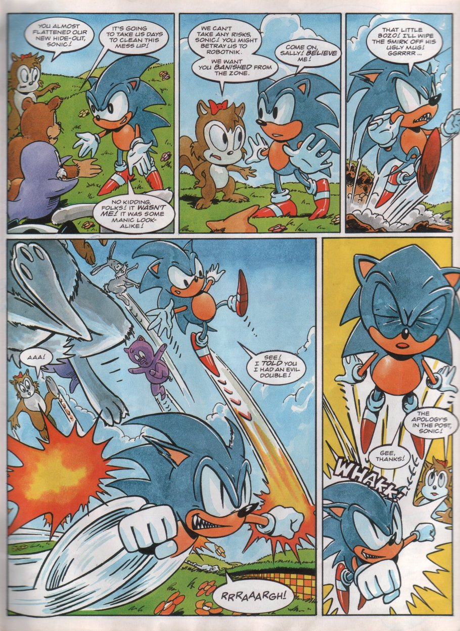 Sonic - The Comic Issue No. 013 Page 6
