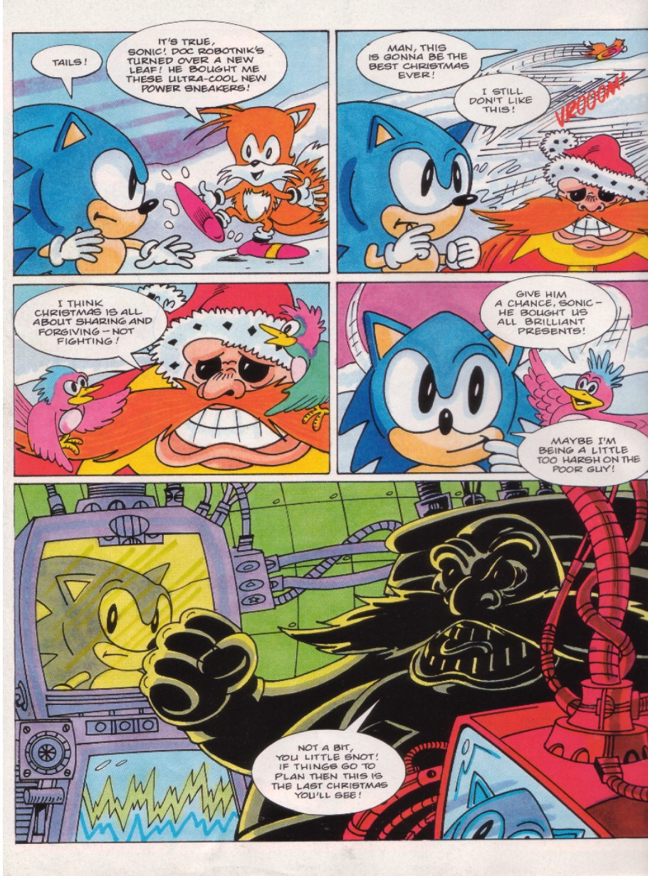 Sonic - The Comic Issue No. 016 Page 3