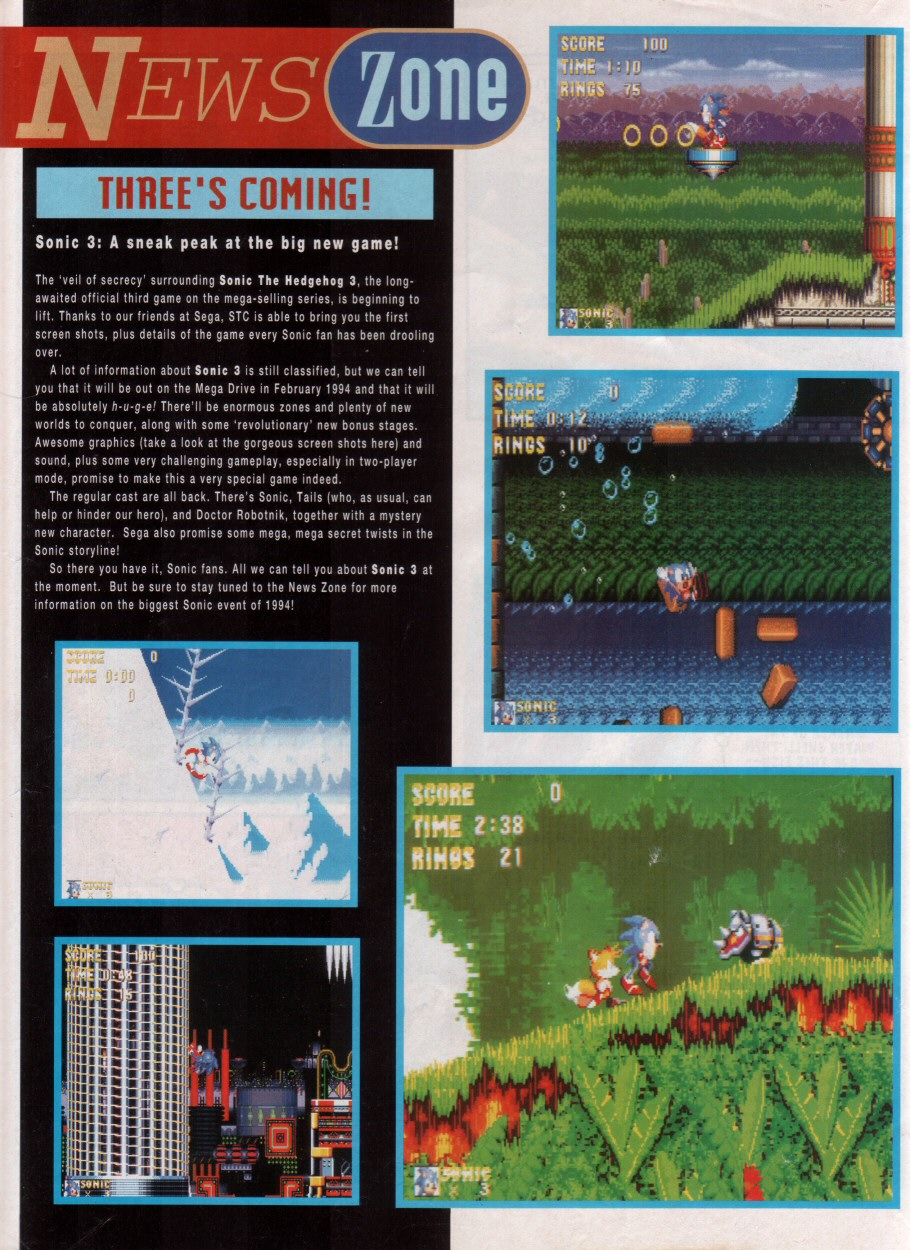 Sonic - The Comic Issue No. 016 Page 16
