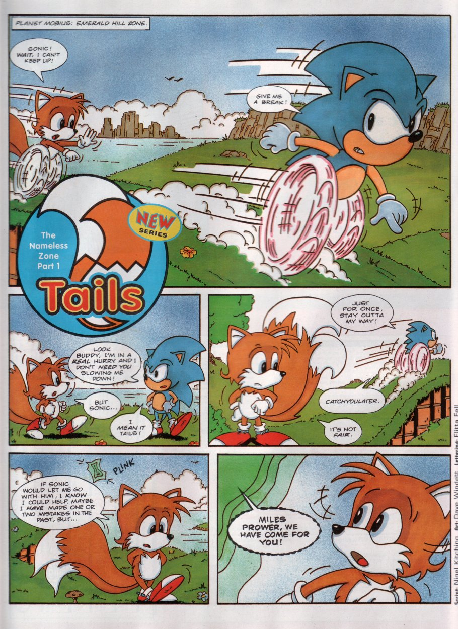 Sonic - The Comic Issue No. 016 Page 24