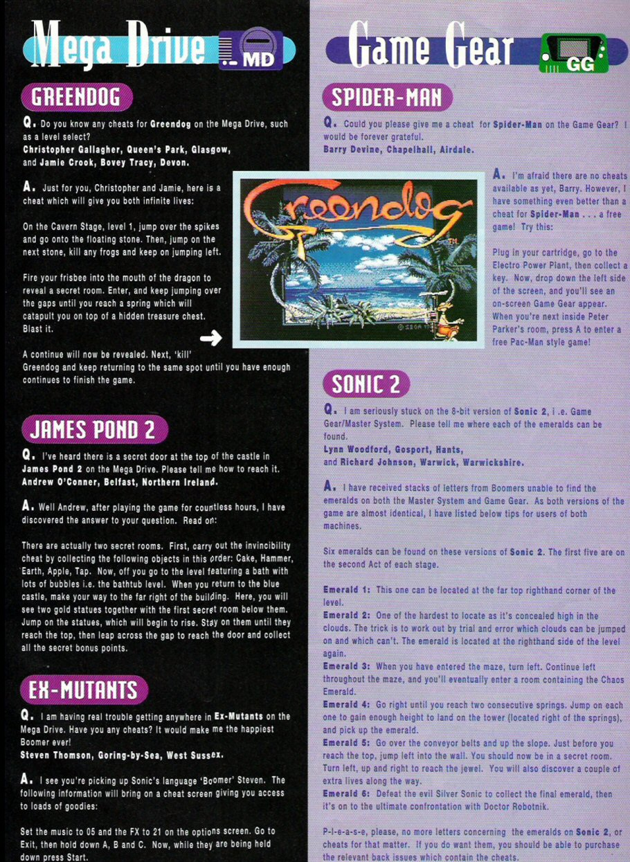 Sonic - The Comic Issue No. 017 Page 24