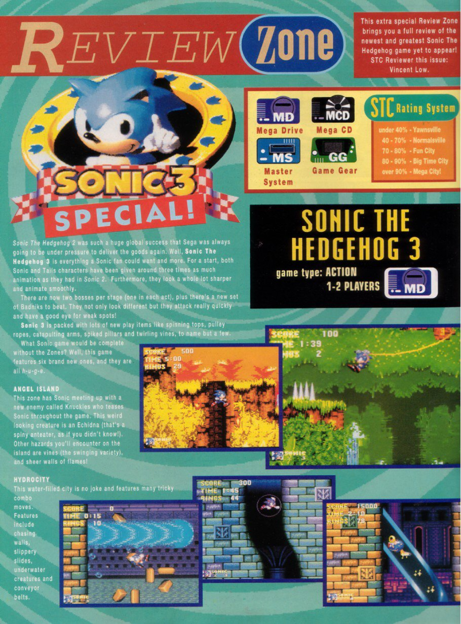 Sonic - The Comic Issue No. 019 Page 9