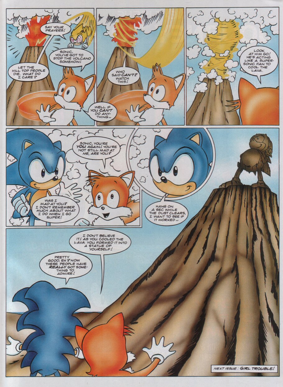 Sonic - The Comic Issue No. 020 Page 8