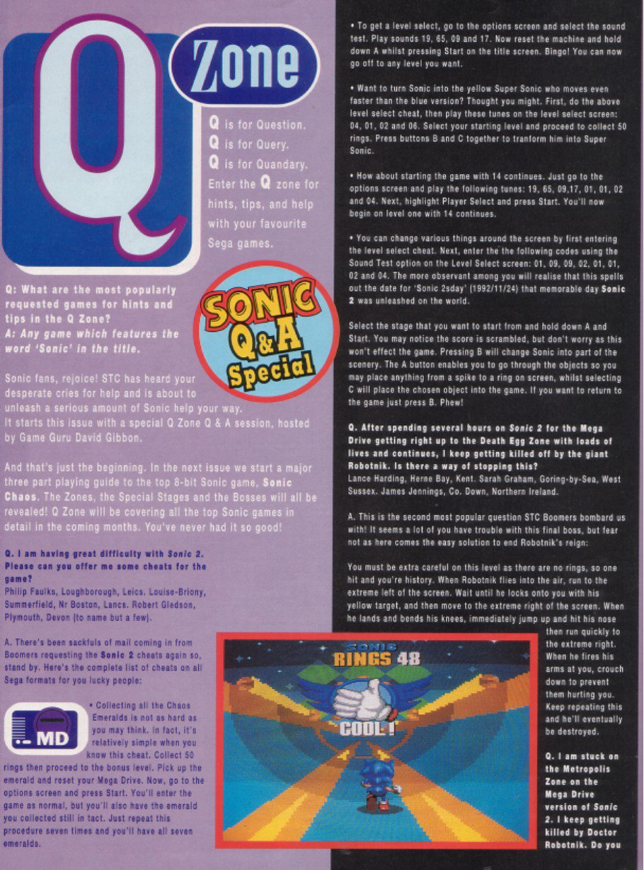 Sonic - The Comic Issue No. 022 Page 24