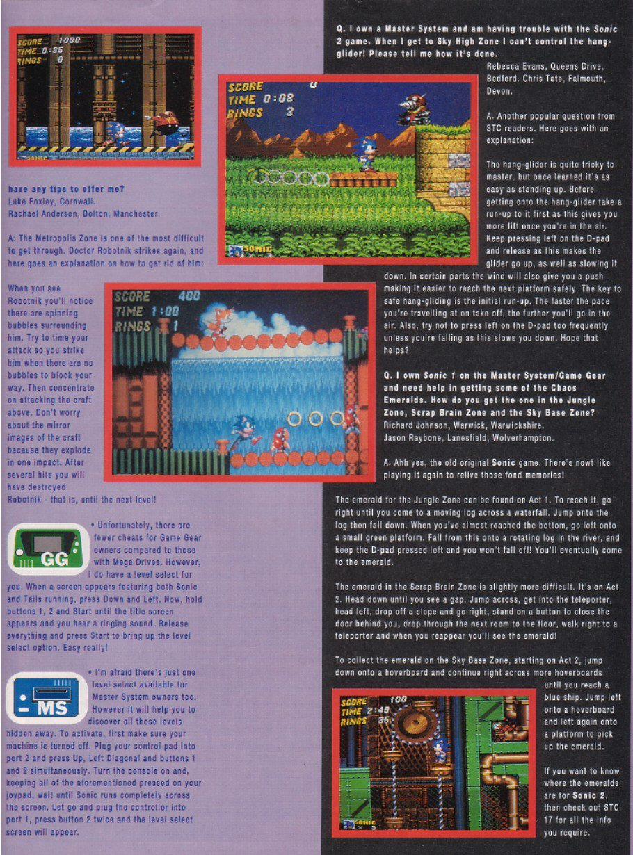 Sonic - The Comic Issue No. 022 Page 25