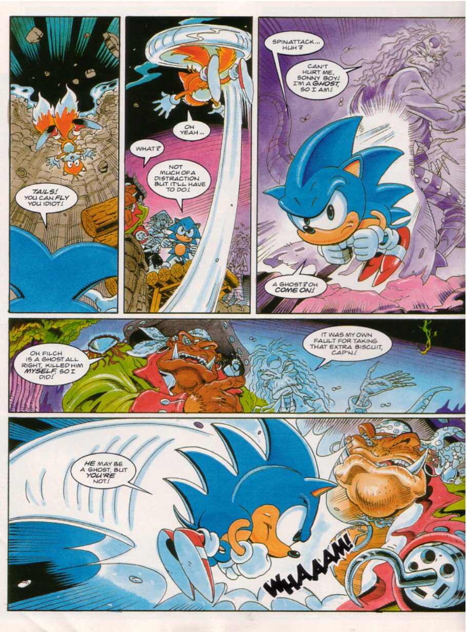 Sonic - The Comic Issue No. 023 Page 7