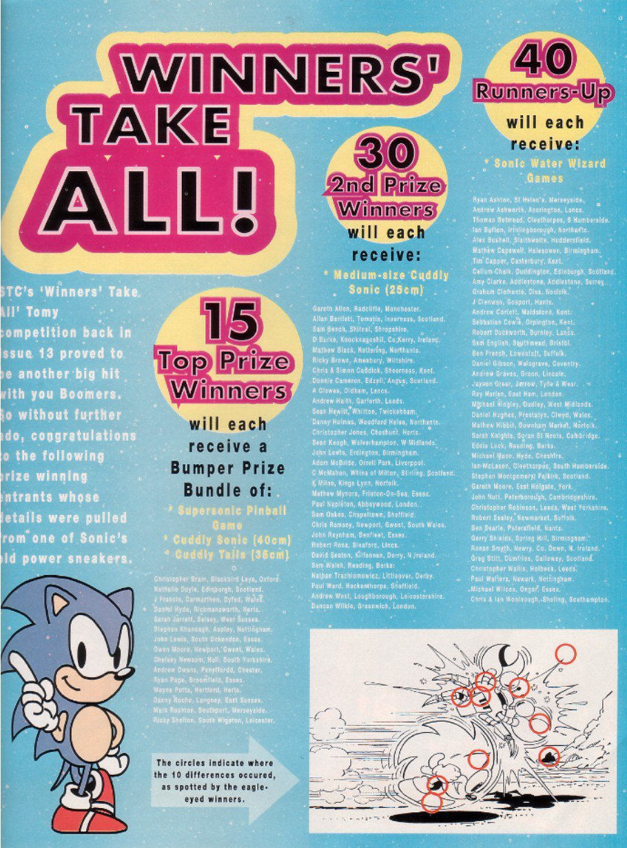 Sonic - The Comic Issue No. 023 Page 18
