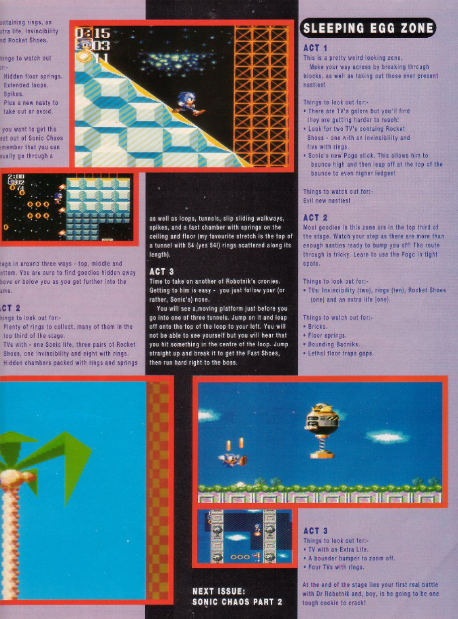 Sonic - The Comic Issue No. 023 Page 25