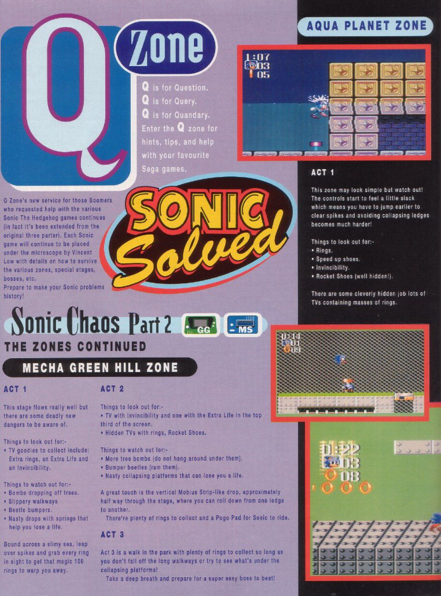 Sonic - The Comic Issue No. 024 Page 23
