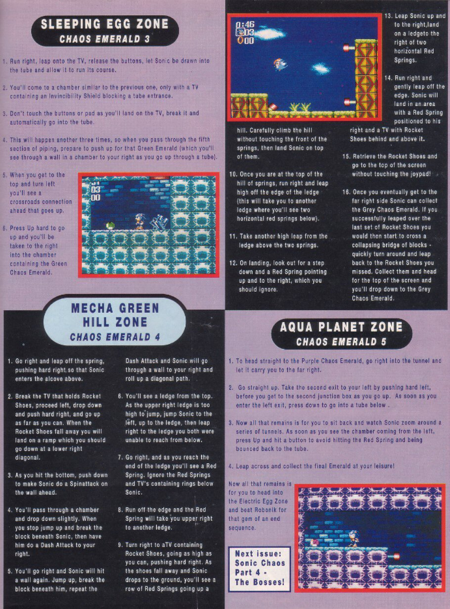 Sonic - The Comic Issue No. 025 Page 25