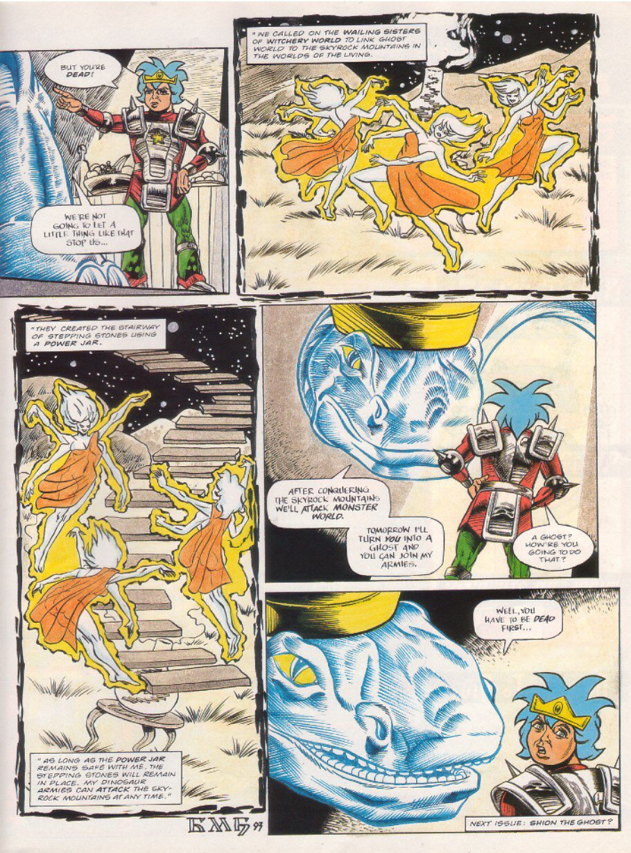 Sonic - The Comic Issue No. 025 Page 29