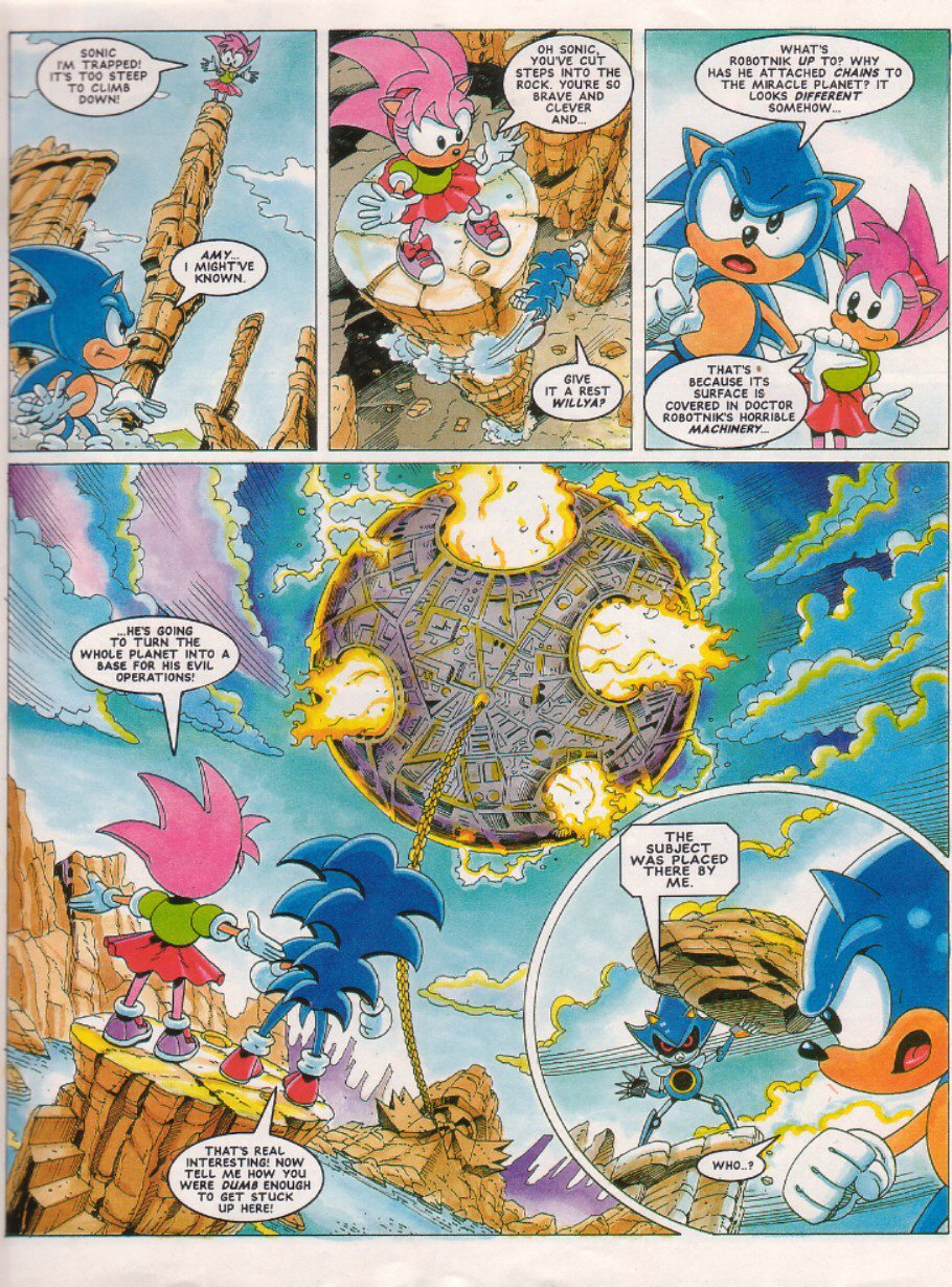 Sonic - The Comic Issue No. 026 Page 4