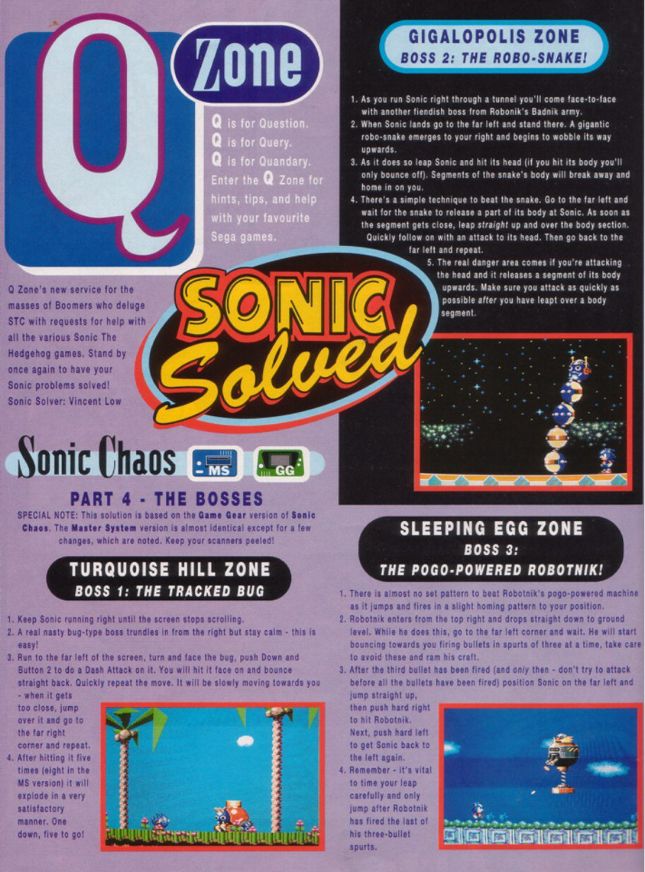 Sonic - The Comic Issue No. 026 Page 23