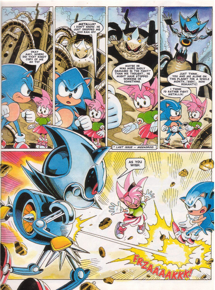 Sonic - The Comic Issue No. 027 Page 4
