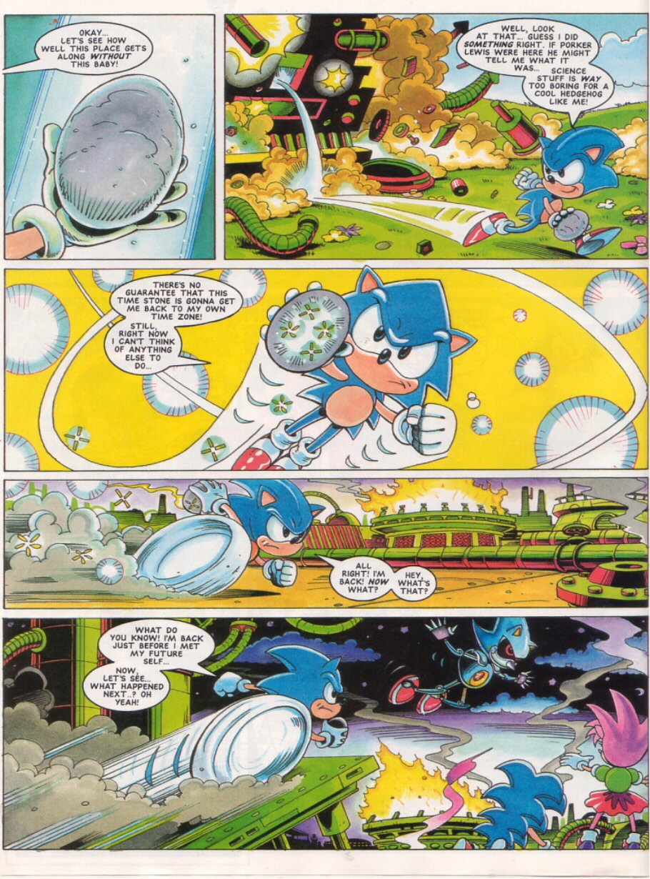 Sonic - The Comic Issue No. 028 Page 5