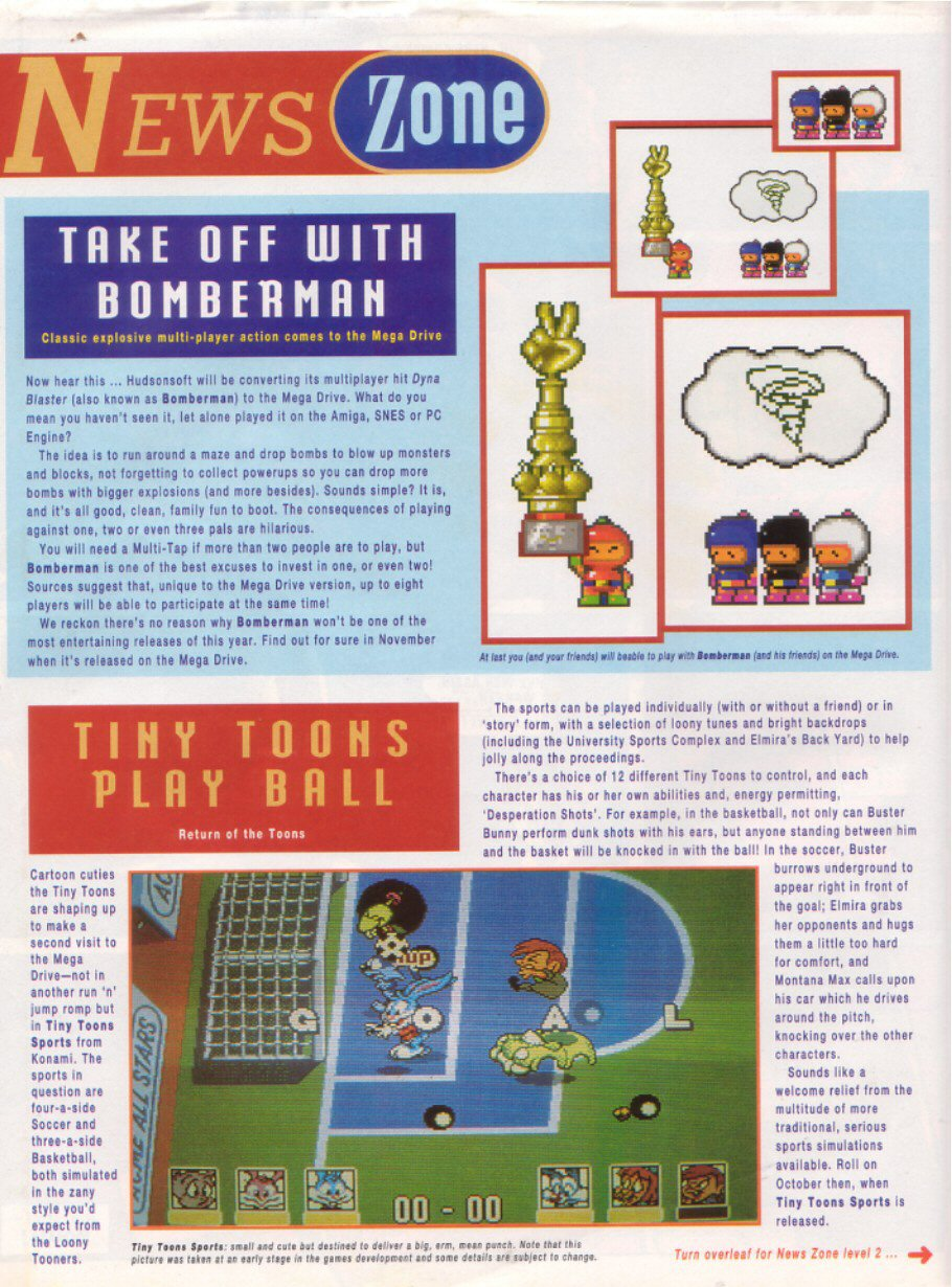 Sonic - The Comic Issue No. 028 Page 16