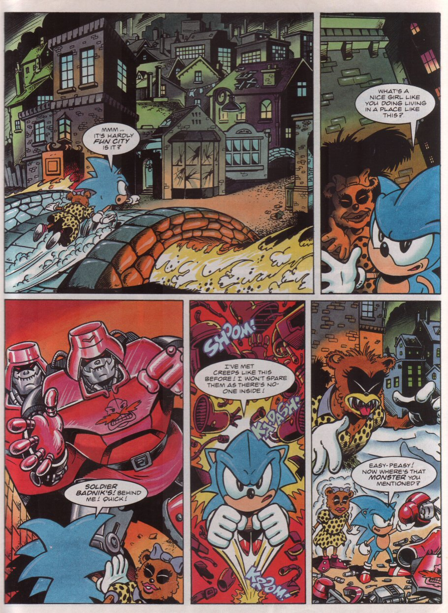 Sonic - The Comic Issue No. 030 Page 4