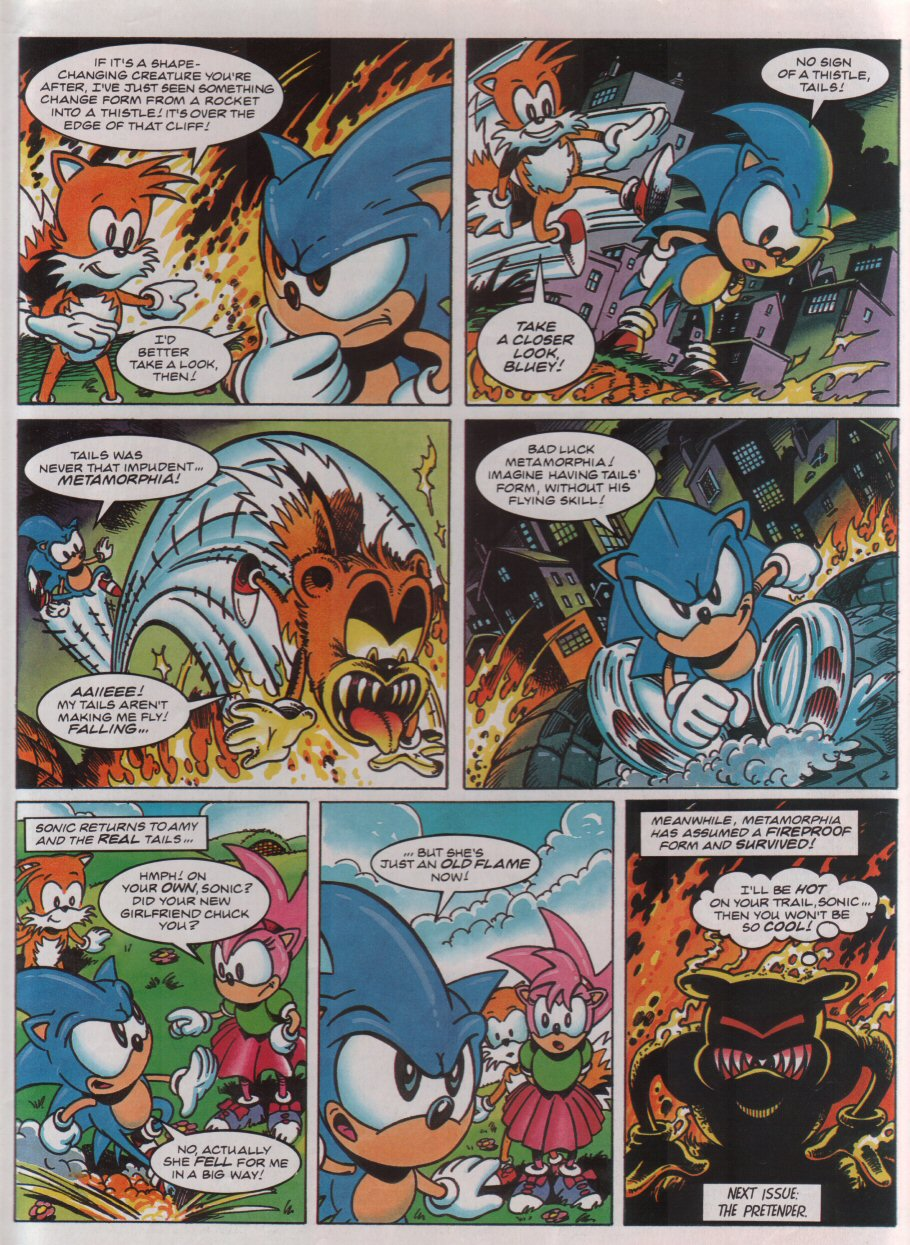 Sonic - The Comic Issue No. 030 Page 8