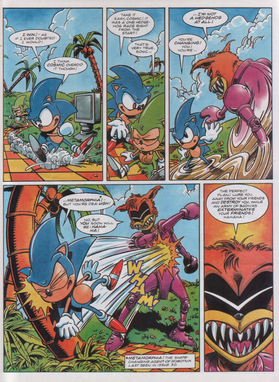 Sonic - The Comic Issue No. 031 Page 5