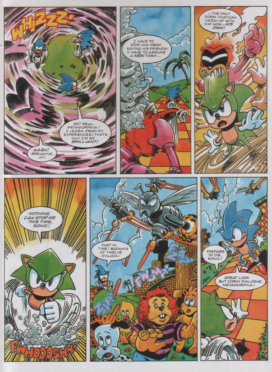 Sonic - The Comic Issue No. 031 Page 7