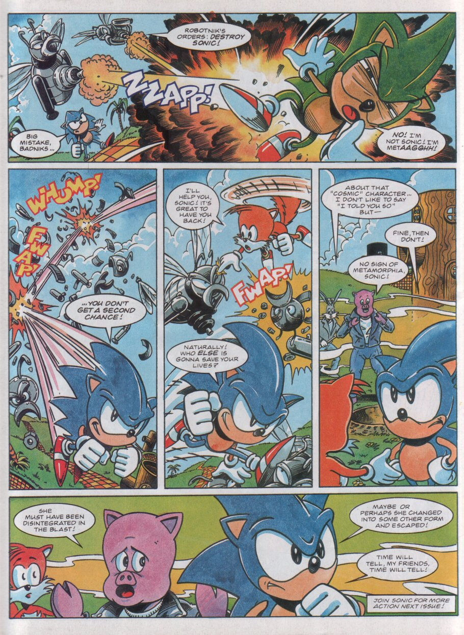 Sonic - The Comic Issue No. 031 Page 8
