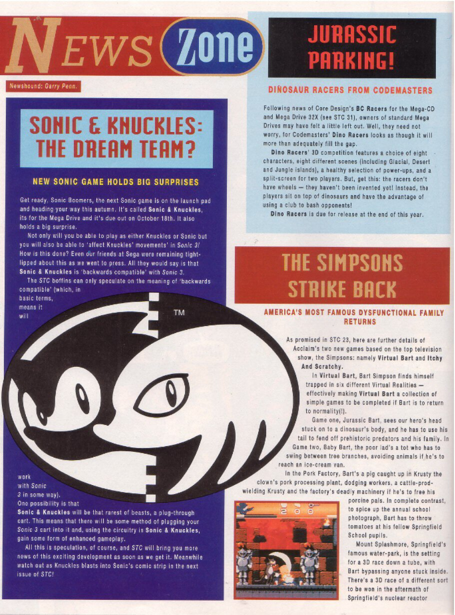 Sonic - The Comic Issue No. 032 Page 16