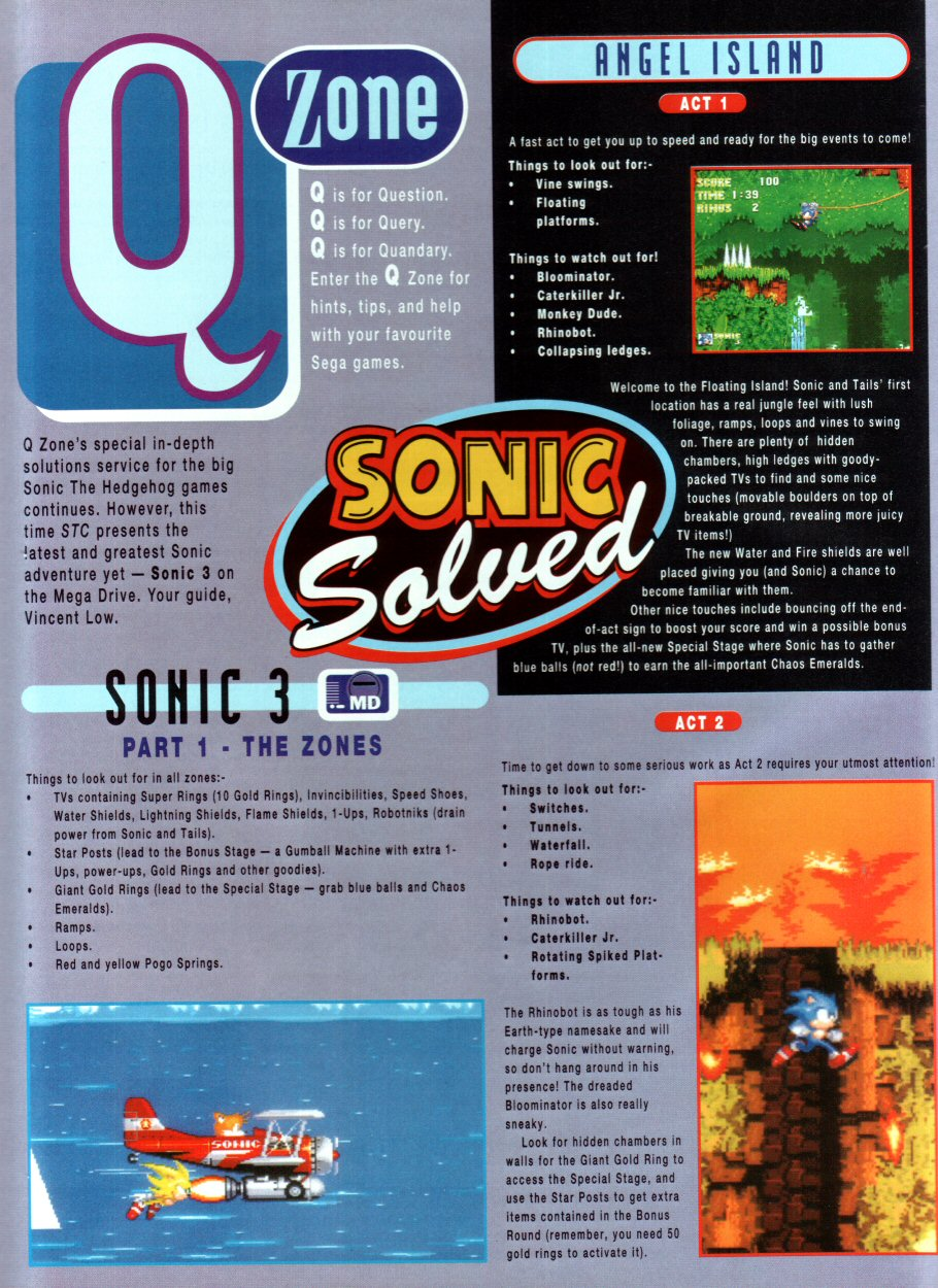 Sonic - The Comic Issue No. 034 Page 24