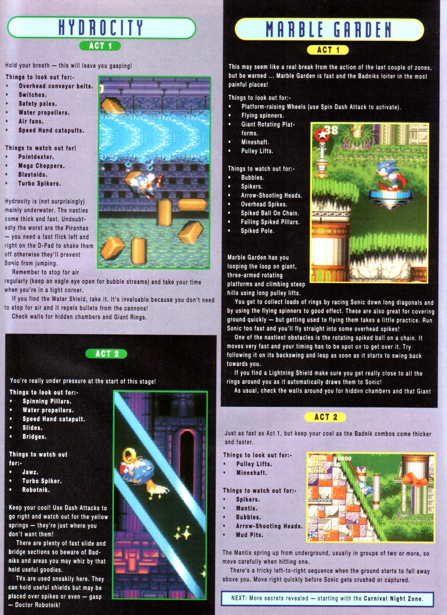 Sonic - The Comic Issue No. 034 Page 25