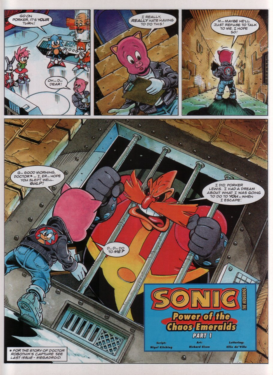 Sonic - The Comic Issue No. 035 Page 2