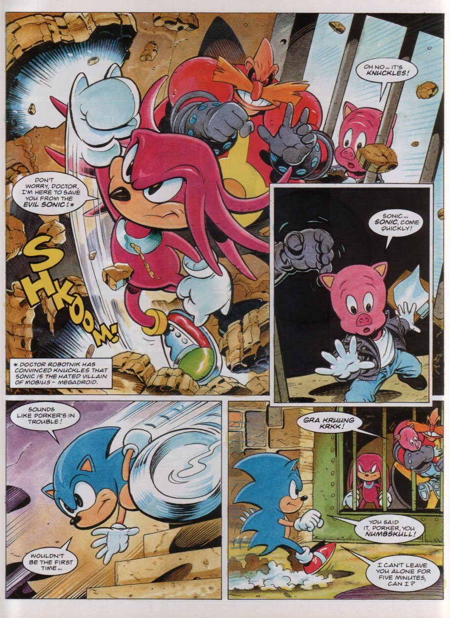 Sonic - The Comic Issue No. 035 Page 4