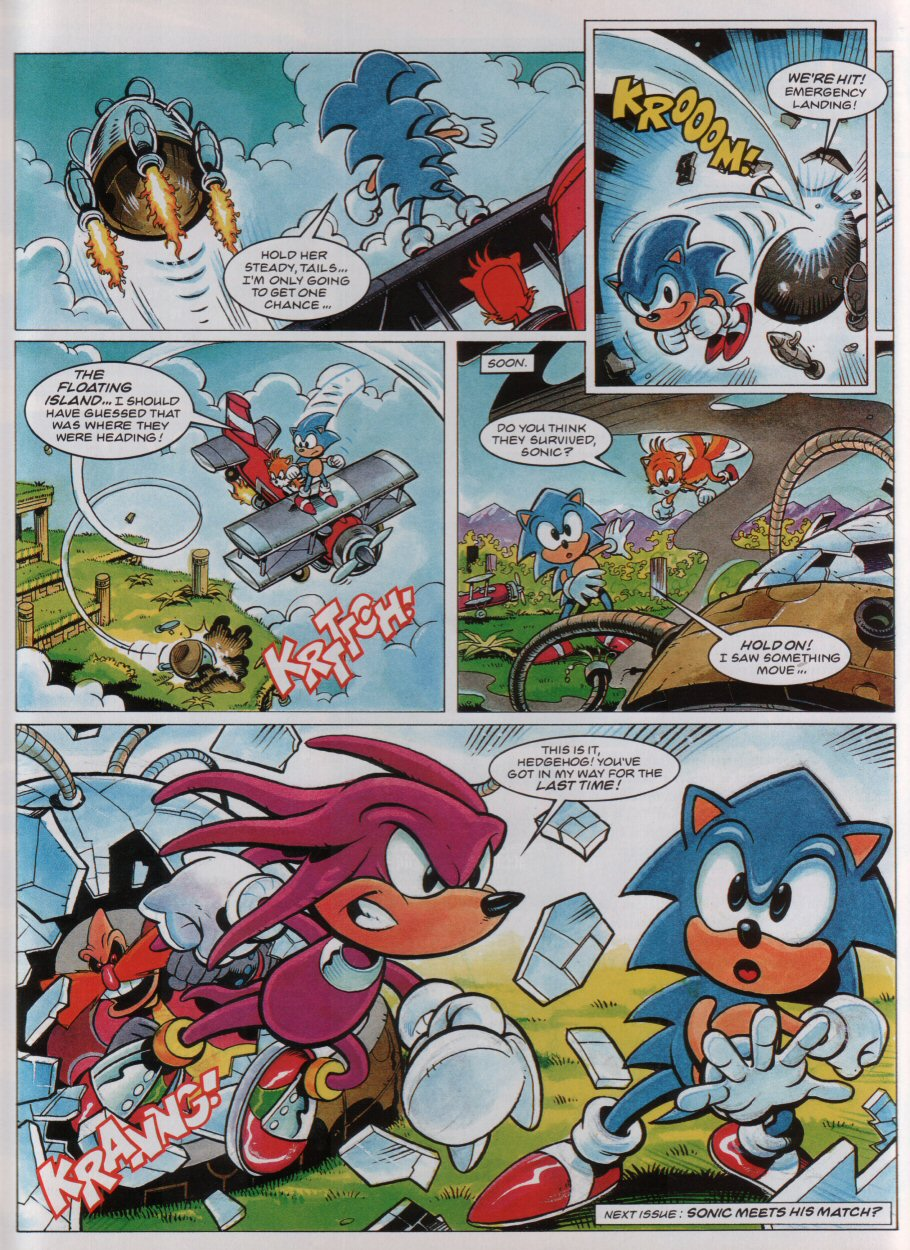 Sonic - The Comic Issue No. 035 Page 8