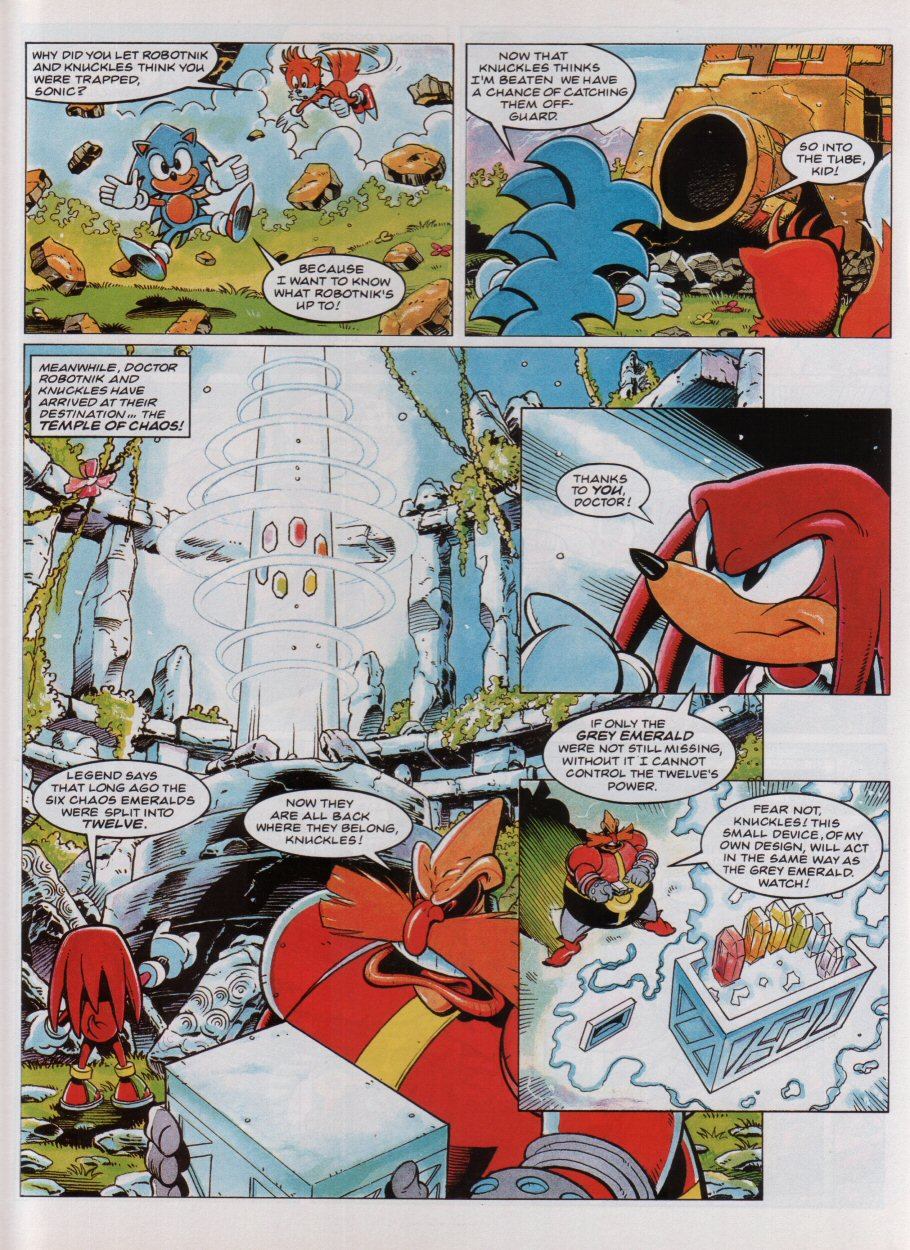 Sonic - The Comic Issue No. 036 Page 5