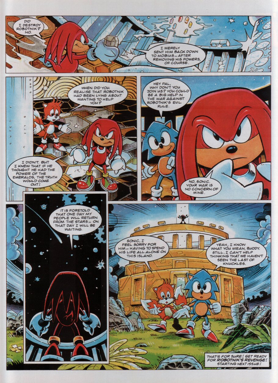 Sonic - The Comic Issue No. 036 Page 8
