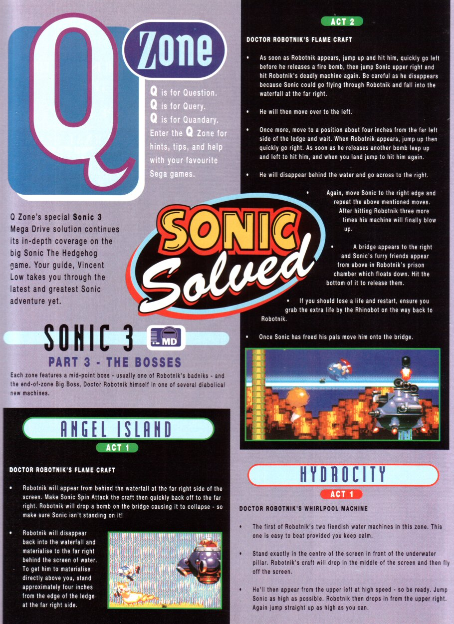 Sonic - The Comic Issue No. 036 Page 22