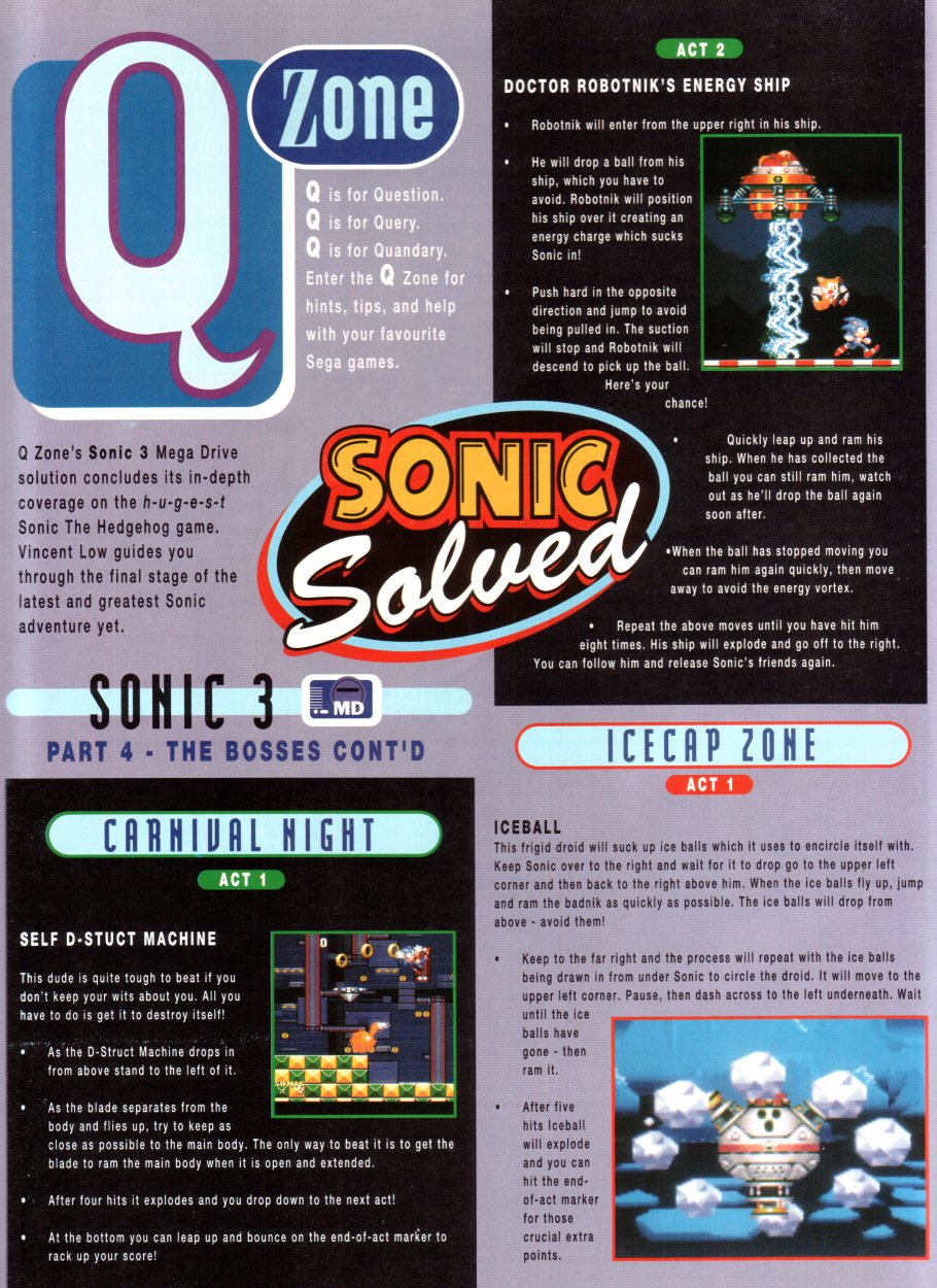 Sonic - The Comic Issue No. 037 Page 23