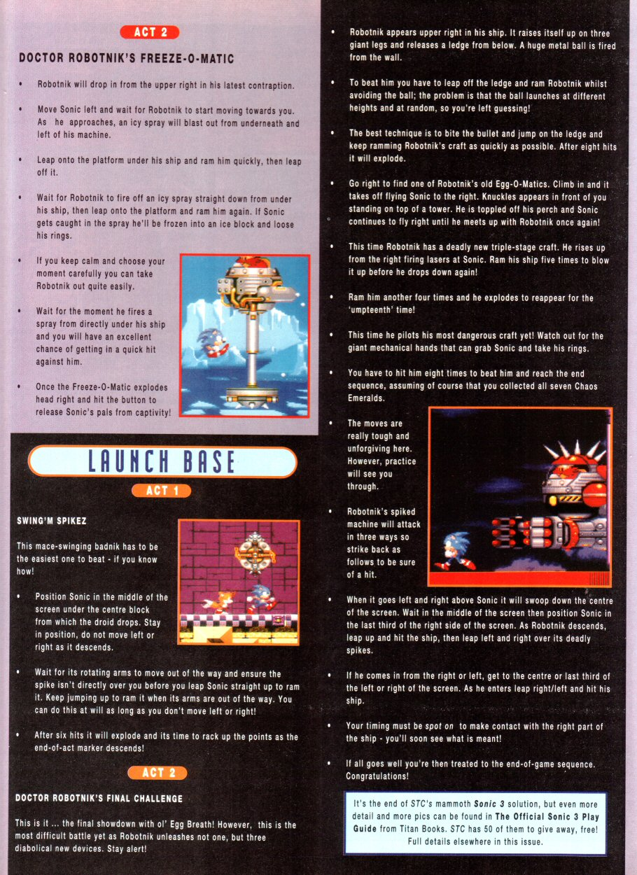 Sonic - The Comic Issue No. 037 Page 24