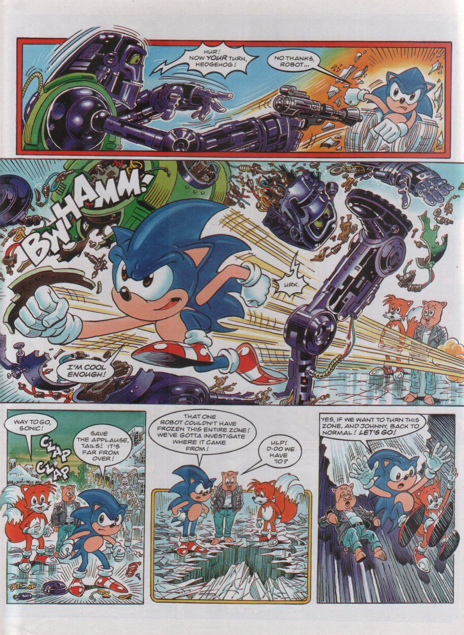 Sonic - The Comic Issue No. 040 Page 4