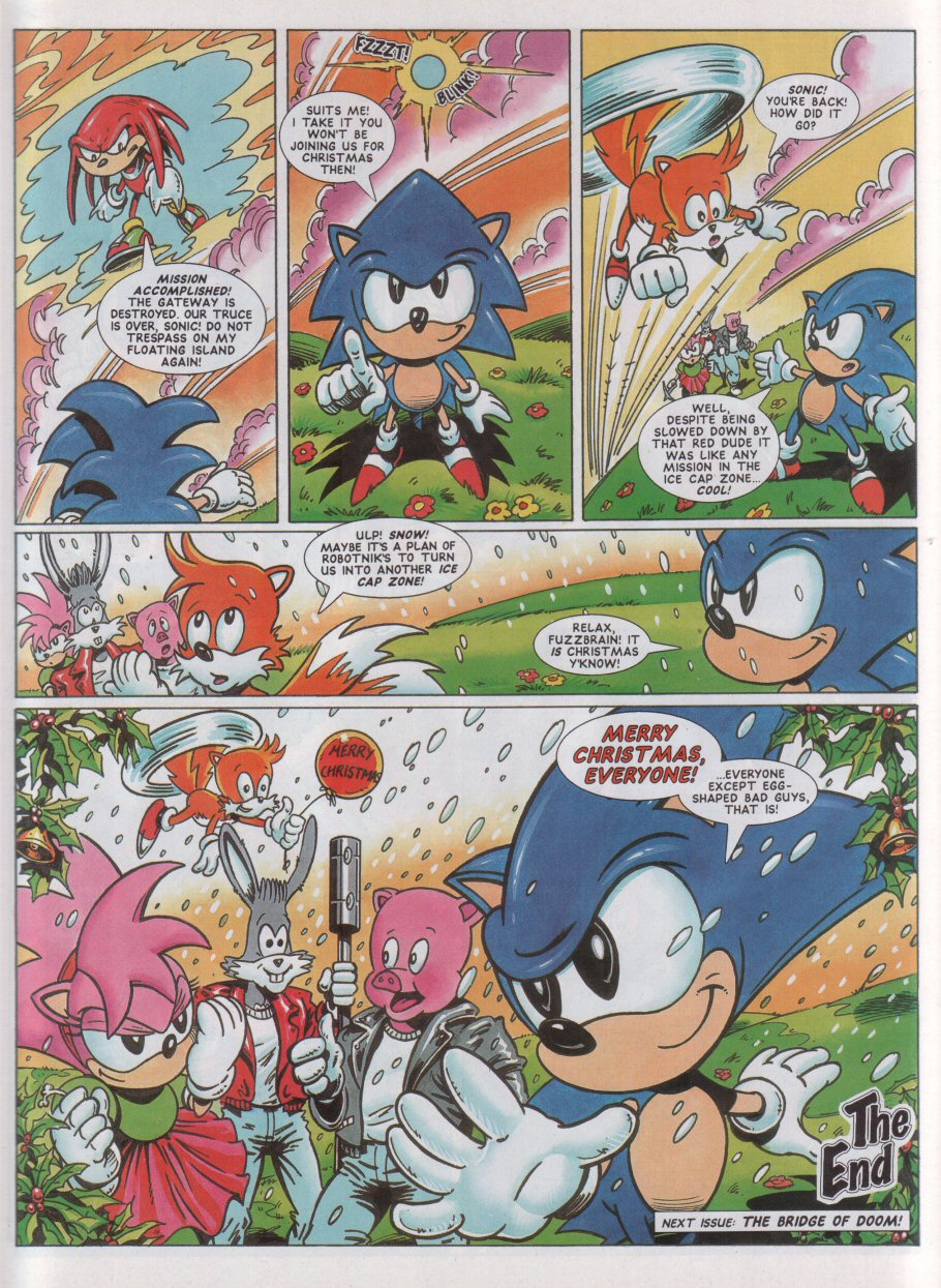 Sonic - The Comic Issue No. 042 Page 8