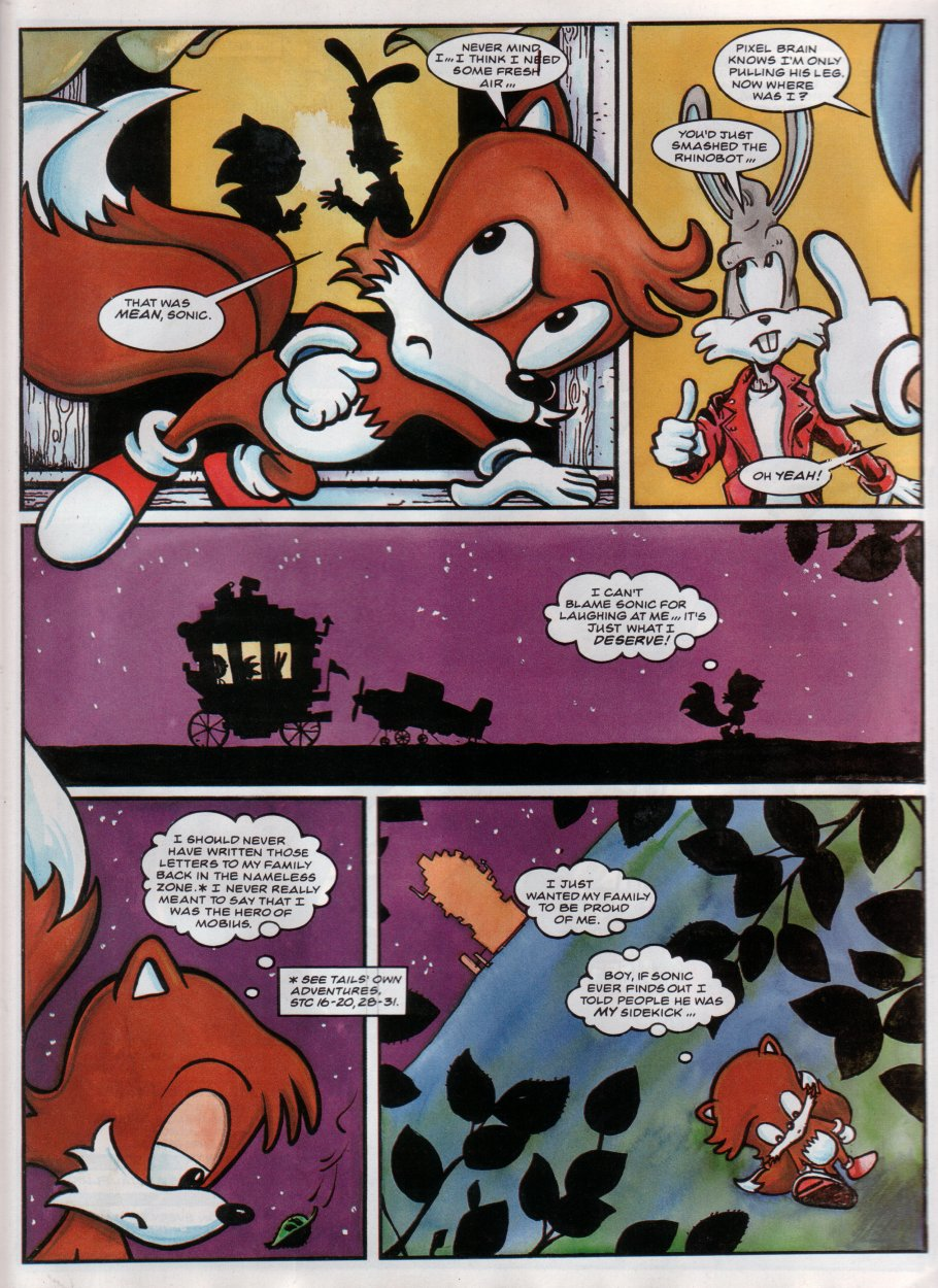 Sonic - The Comic Issue No. 042 Page 19
