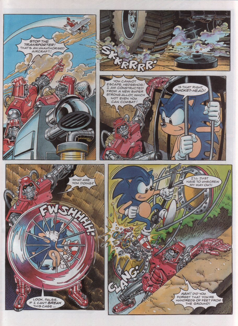 Sonic - The Comic Issue No. 044 Page 3